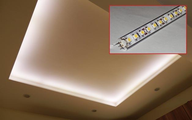 Inštalácia ClickLED líšt vs LED pásy