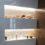 Elegantné LED linky v sadrokartónoch