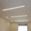 Rekonštrukcia izby v rodinnom dome: znížený sadorkartónový strop