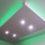 Úpravy sadrokartónového podhľadu a inštalácia LED osvetlenia